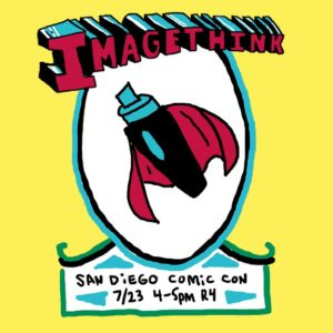 ImageThink graphic recording workshop at San Diego Comic Con